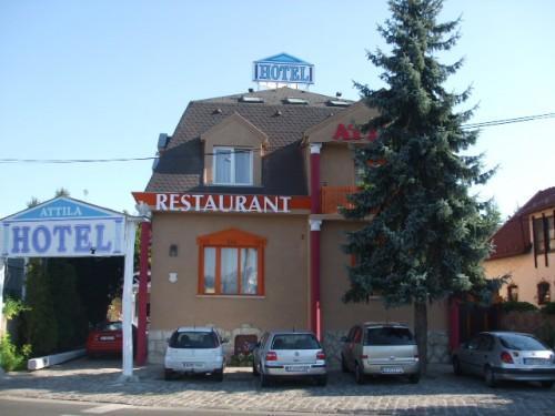 Attila Hotel*** - szép kártya elfogadóhely