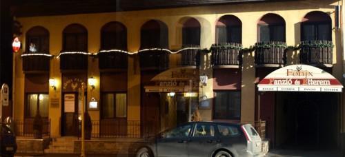 Főnix Panzió Étterem - szép kártya elfogadóhely