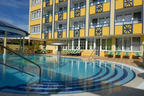 Rudolf SPA Hotels ( Hévíz, Hajdúszoboszló, Budapest, Vonyarcvashegy-BALATON) - szép kártya elfogadóhely