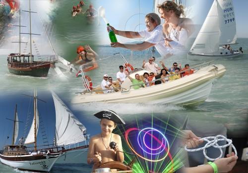 hajóprogramok