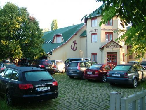 Hotel Ezüst Horgony