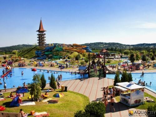 AquaCity Vízicsúszda- és Élménypark Zalaegerszeg