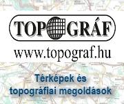 Topográf térképészeti Kft